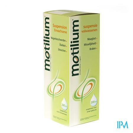 Motilium Sol Buv 1 X 200ml 1mg/ml