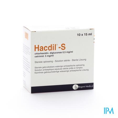 Farmawebshop - HACDIL-S FLAC UD 15ML 10