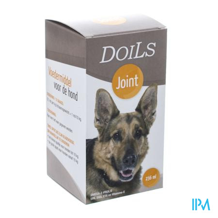 Doils Arthrosis Hond Olie 236ml