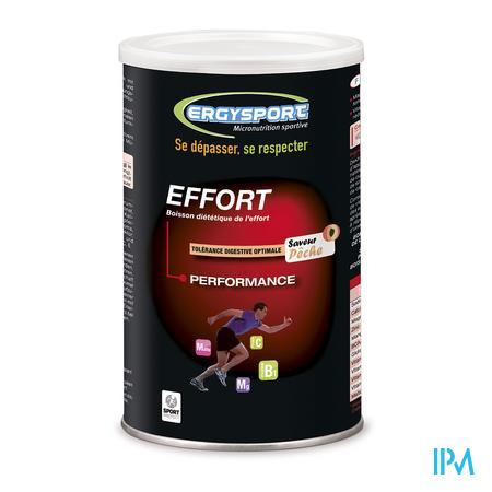 Ergysport Effort Peche Boisson Poudre Pot 450 gr