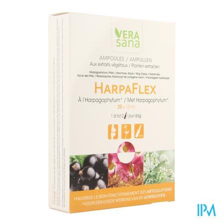 Harpaflex 1 Amp 20 X 10ml