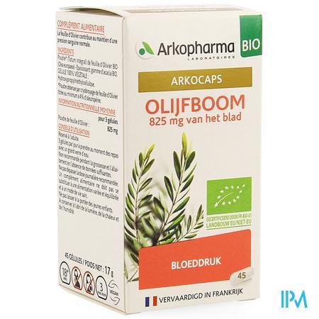 Arkocaps Olijfboom Bio Caps 45 Nf