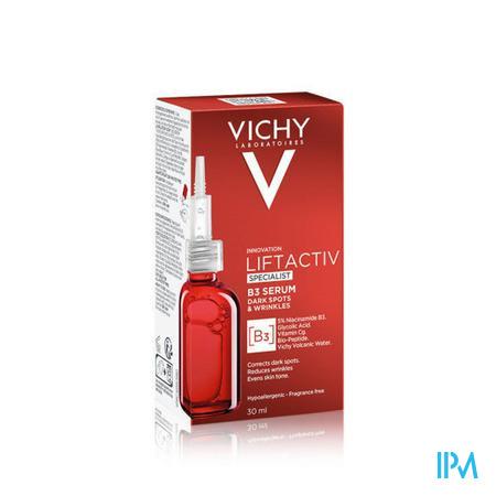 Vichy Liftactiv B3 Serum Pigmentvlek.&rimpels 30ml