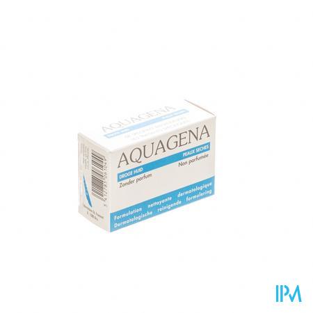 Aquagena Savon Peau Sensitive Sans Parfum 100 g