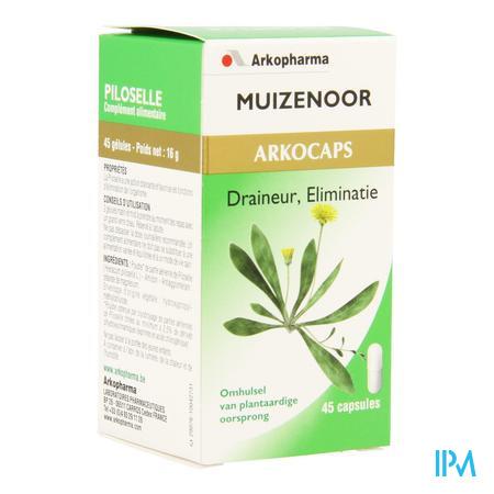 Arkogelules Piloselle Vegetal 45  -  Arkopharma