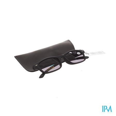 Sunreader Zonneleesbril +1.00 Black