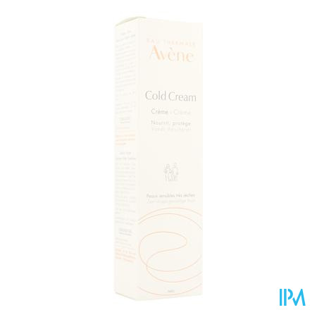 Avene Cold Cream Creme Nf 100ml