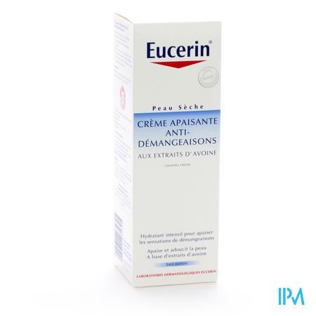 Eucerin Droge Huid Anti Jeuk Creme 200ml