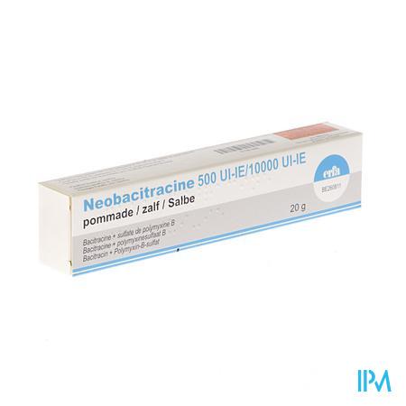 Neobacitracine Zalf Derm. 20 gr
