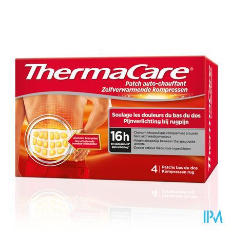 Afbeelding Thermacare Rug PROMO 2 x 2 stuks.