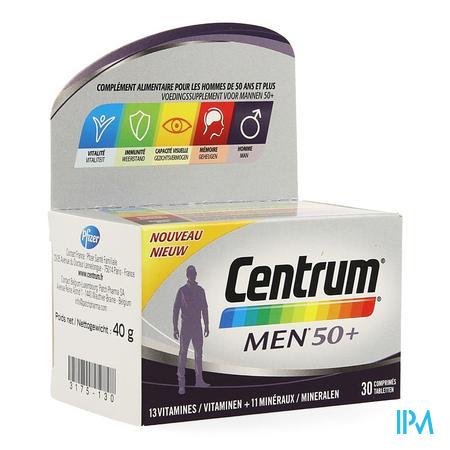 Centrum Men 50+ Advanced Comp 30