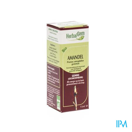Herbalgem Amande Douce Macérat 15 ml