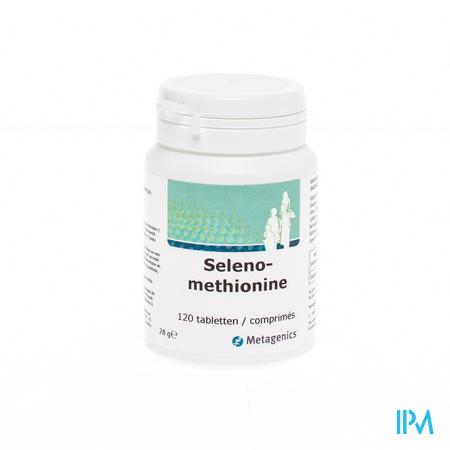Selenomethionine 100y Tabletten 120 1909 Metagenics