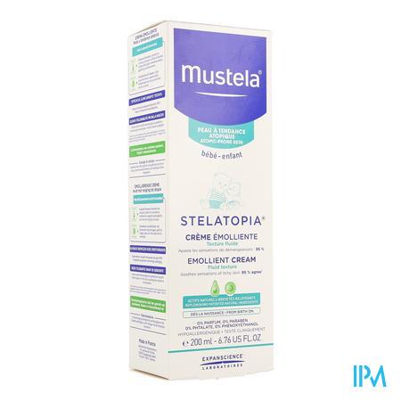 Mustela Pa Stelatopia Emollierende Creme Nf 200ml