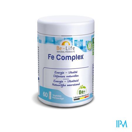 Fe Complex Minerals Be Life Nf Gel 60