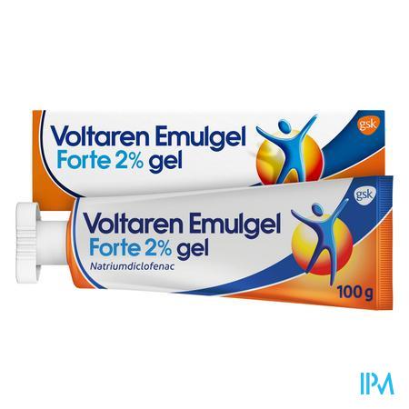 Voltaren Emulgel Forte 2 % Gel 100 gr