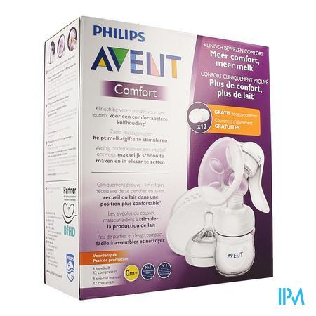 Philips Avent Manuele Borstpomp Naturel SCF330/20