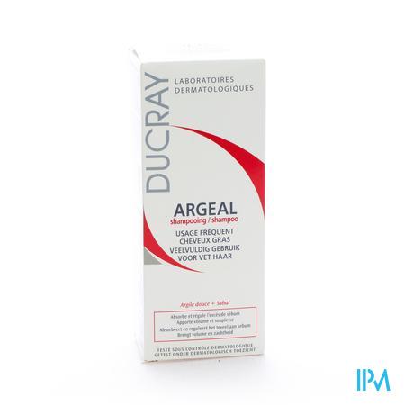 Afbeelding * Ducray Argéal Talgabsorberende Verzorgende Shampoo voor Veelvuldig Gebruik voor Vet Haar met Zachte Klei en Sabal Tube 150ml.