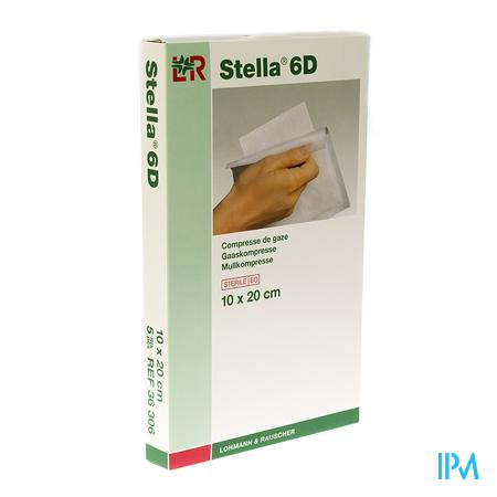 Stella 6d Kp Ster 10x20cm 5 36306