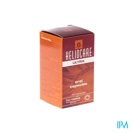 Heliocare Ultra 30 capsules