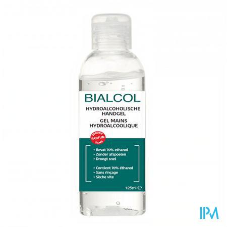 Bialcol Handgel Hydroalcoholisch Fl Plast 125ml