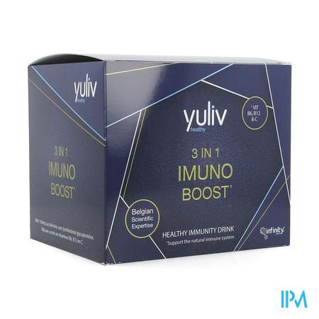 Yuliv 3in1 Imuno Boost Amp 30x25ml