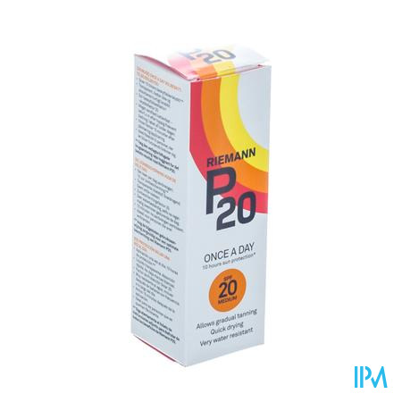 P20 Ecran Solaire 100 ml