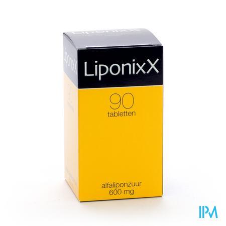 Farmawebshop - LIPONIXX 90 tabletten