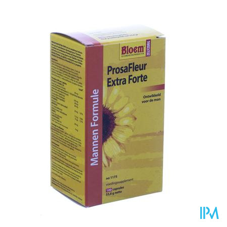 Prosafleur Extra Forte Caps 100