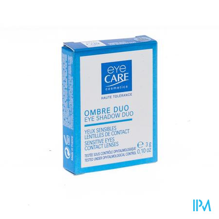 Eye Care Ombre Duo Taupe-Fougere 2 x 6 g