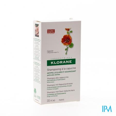 Klorane Shampoo Oost-Indische Kers 200 ml