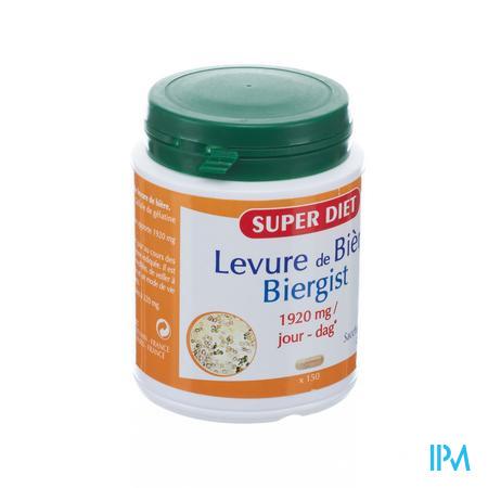 Super Diet Biergist 150 capsules