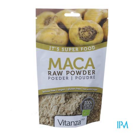 Afbeelding Vitanza Superfood Maca Raw Powder 200gr.