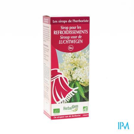 Herbalgem Verkoudheidssiroop 250 ml