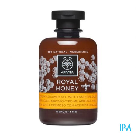 Apivita Douchegel Royal Honey 300ml