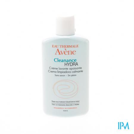 Avène Cleanance Hydra Wascrème 200ml