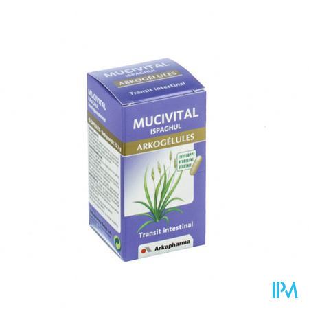 Arkogelules Mucivital Ispaghul Vegetal 45