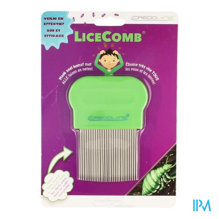 Credoline Licecomb Credophar