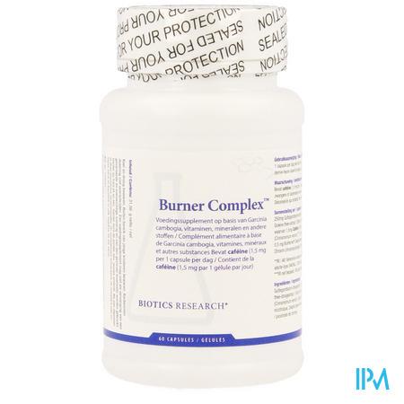 Burner Complex Caps 60