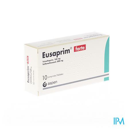 Eusaprim Forte Comp 10x160mg/800mg