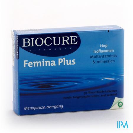 Farmawebshop - BIOCURE FEMINA PLUS TABL 30