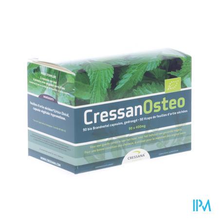 Cressan Osteo V-caps 90x400mg