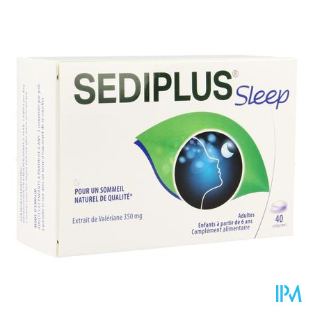Sediplus Sleep Comp 40