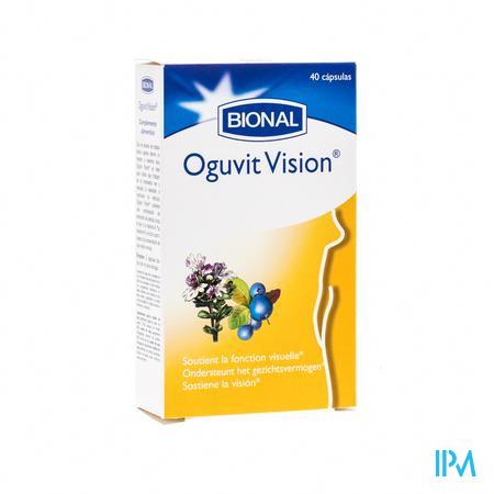Bional Oguvit Vision 40 capsules