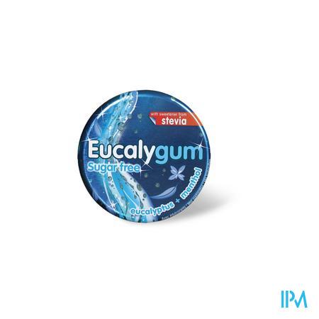 Eucalygum Pectorale Gommetjes Zonder Suiker 40 gr