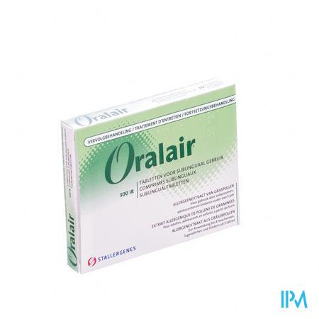 Oralair 300 Ir Comp Subl 30x300 Ir