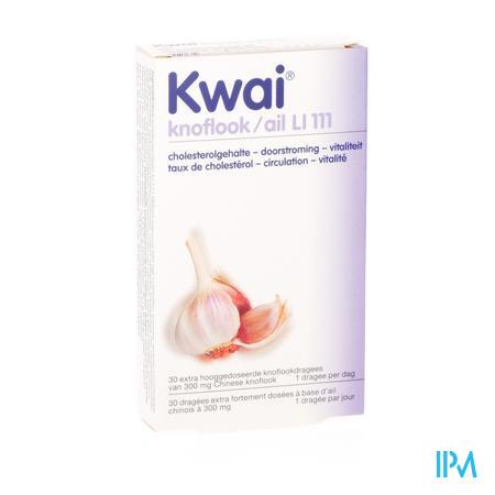Kwai Knoflook 1 Per Dag 30x300 mg