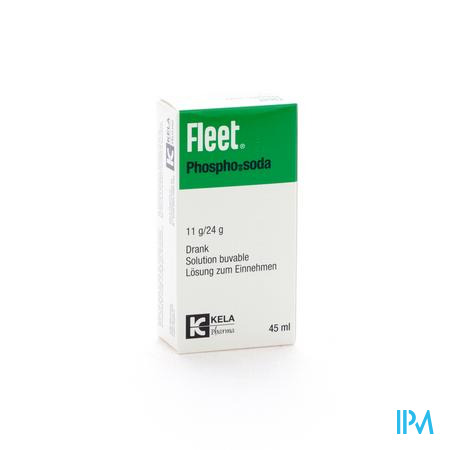 Farmawebshop - FLEET PHOSPHO SODA OPL 45ML