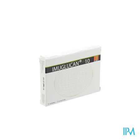 Imuglucan 250mg 10 tabletten