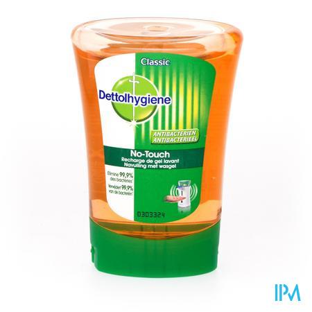 Dettolhygiëne Anti/Bacterieel No Touch Navulling